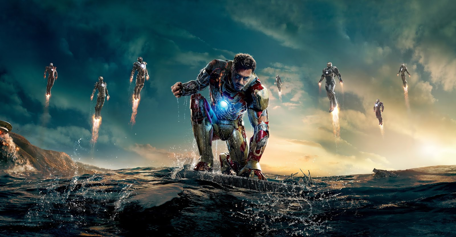 IRONMAN 3 TAMIL DUBBED HD