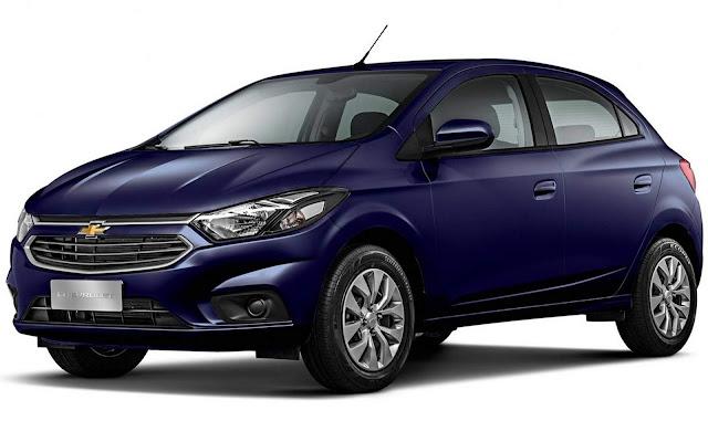 Chevrolet Onix reforçado atinge 3 estrelas no Latin NCAP