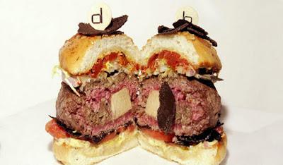 10 Burger Termahal Di Dunia