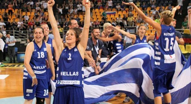 Στη Σαμψούντα ακούστηκε ο Ελληνικός Εθνικός Ύμνος για την Εθνική Κωφών Γυναικών