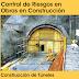 Control de Riesgos en Obras de Construcción Construcción de Túneles (Pdf)