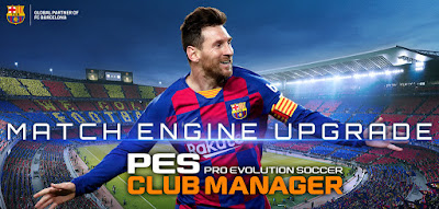 PES CLUB MANAGER Apk + OBB for Android