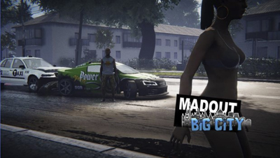 MadOut2 BigCityOnline Mod Apk + Data v9.4 Unlimited Money Terbaru
