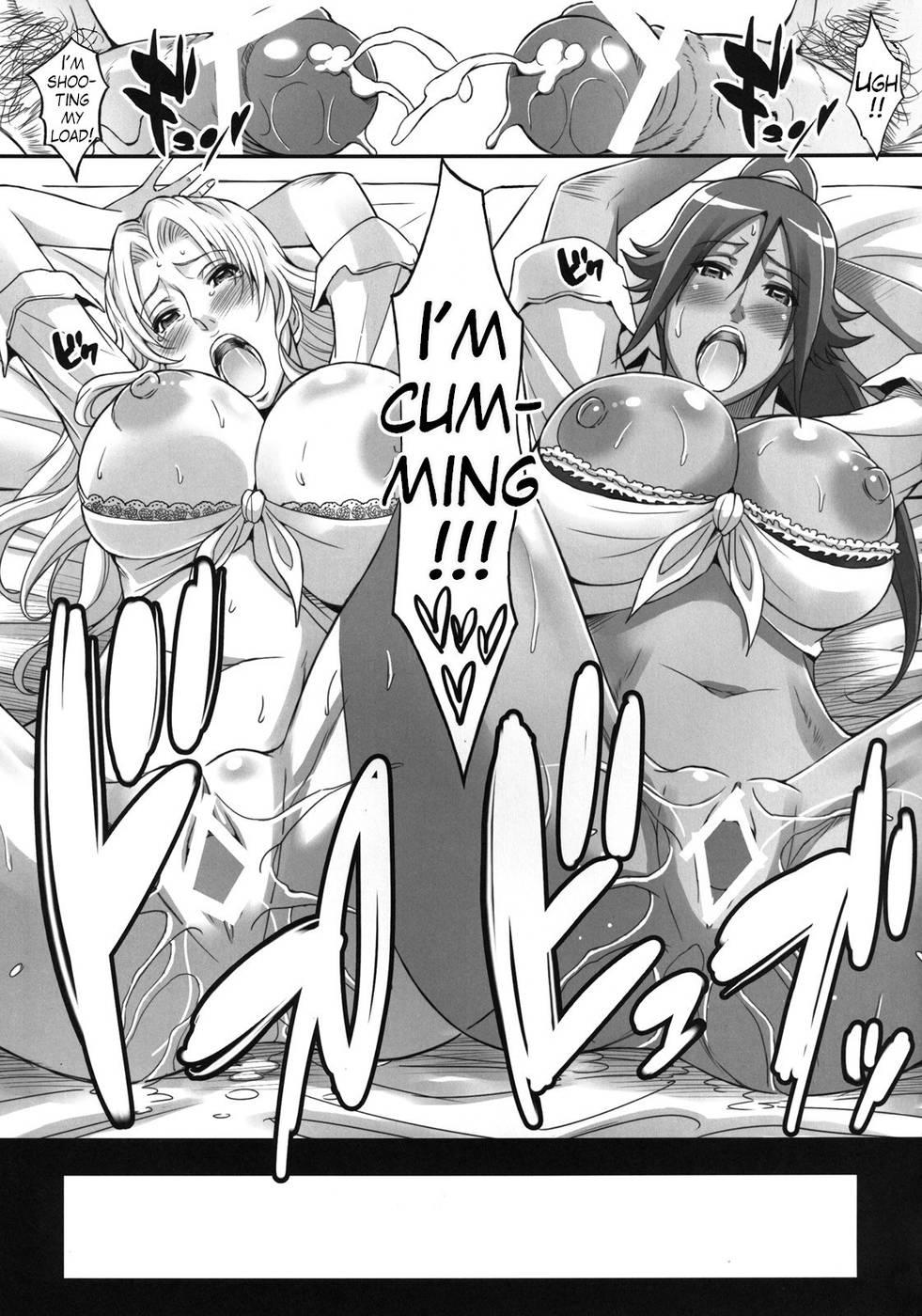Bleach rukia english hentai page