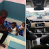 Davido & babymama share photos from their daughter's first day in school (Photos)