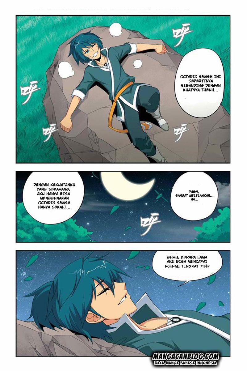 Battle Through Heaven Chapter 09-17