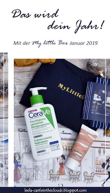 My little Box Januar 2019 - Das wird dein Jahr Pinterest Grafik