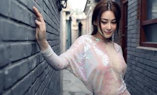 Gái xinh facebook Trương Hinh Dư ảnh nóng