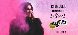 Concierto de Lara Morello en Costello Club
