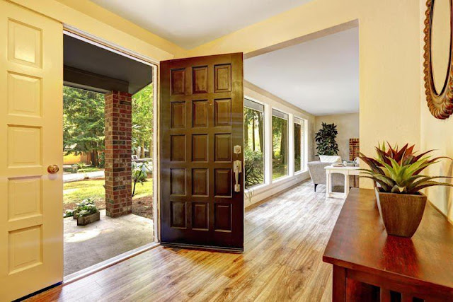 Tips For A Lovely House Entrance 6