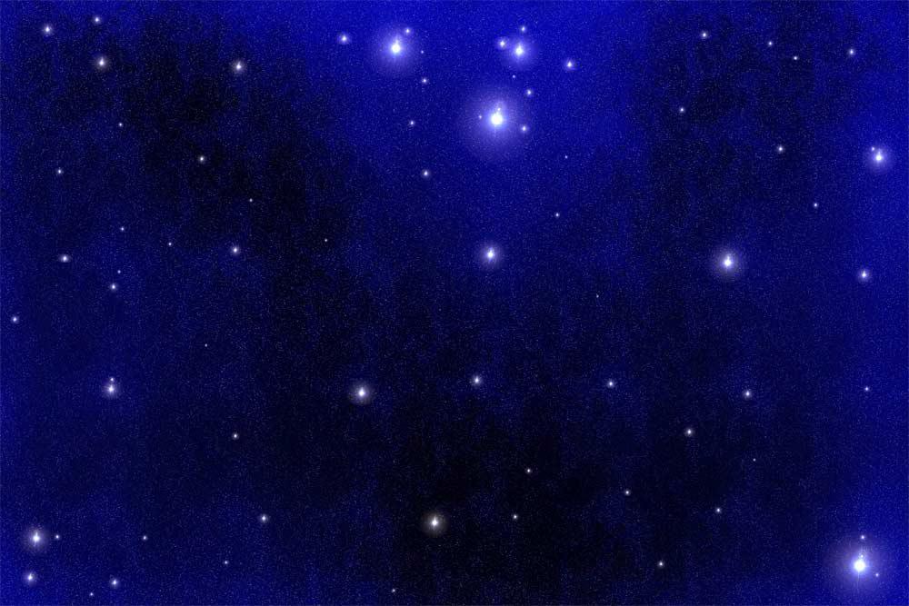 Fondos De Cielo Estrellado