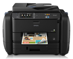 Epson WorkForce Pro WF-R4640 driver & software (Recommended)