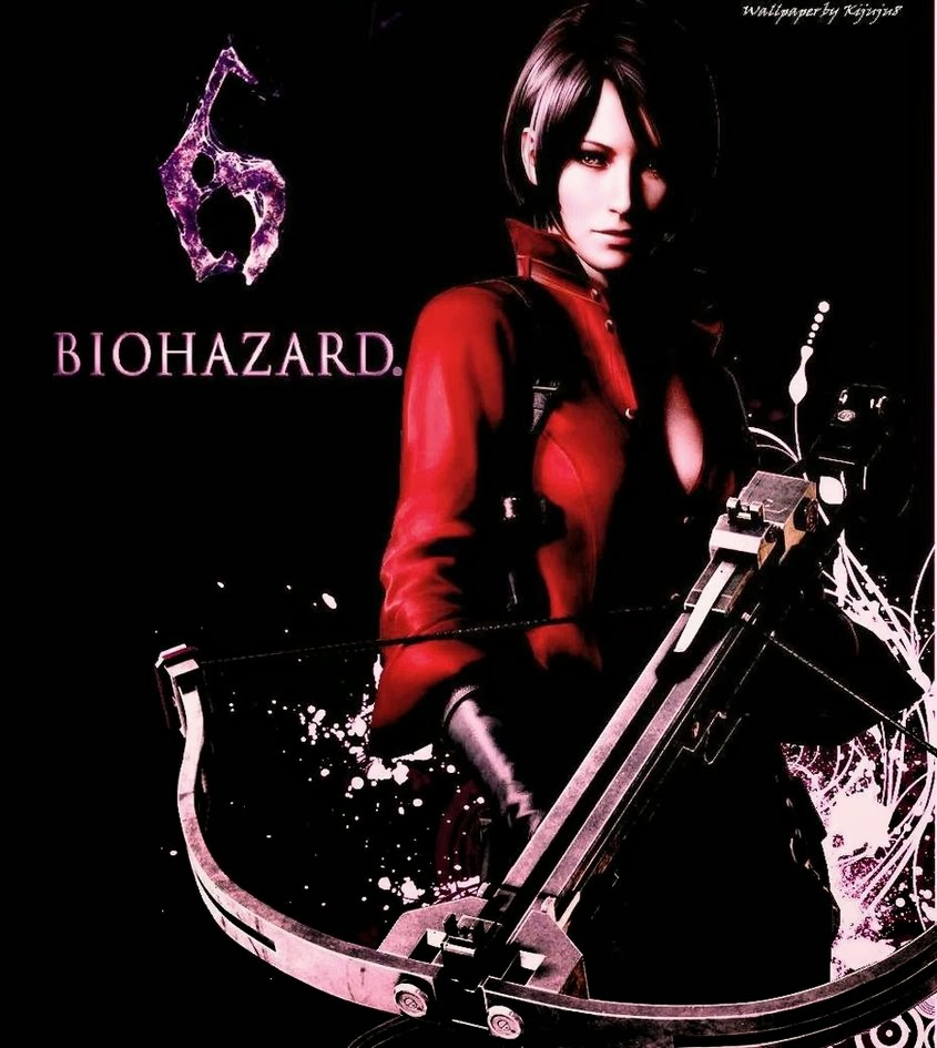The Final Resident Evil 6 Review: The Ada Wong Campaign