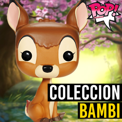 Lista de figuras funko pop de Funko POP Bambi