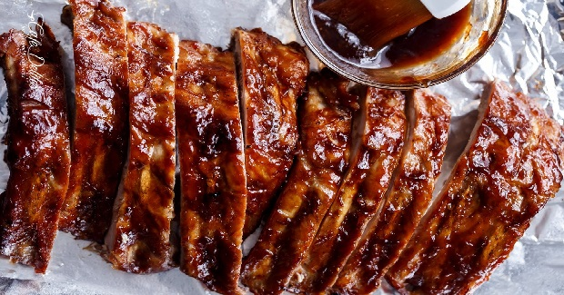 Slow Cooker Barbecue Spare Ribs Recipe