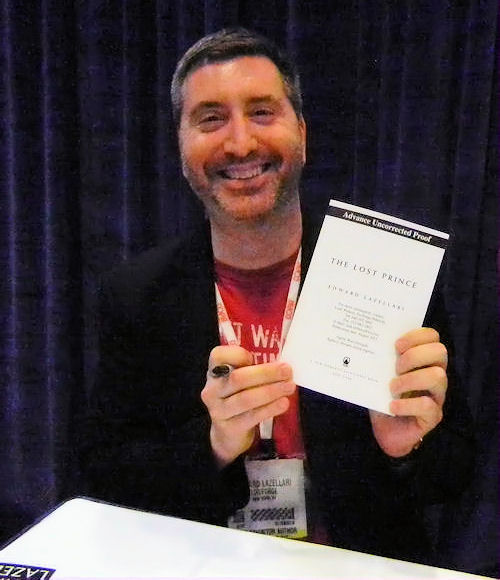 BookExpo America 2013 - The People