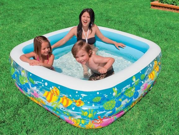 Phao bơi intex dành cho trẻ em