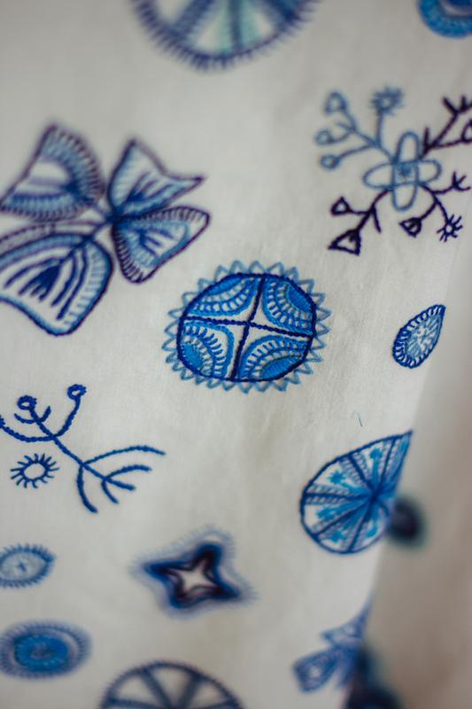 @ubakuma Arhailine tikand / Archaic Embroidery