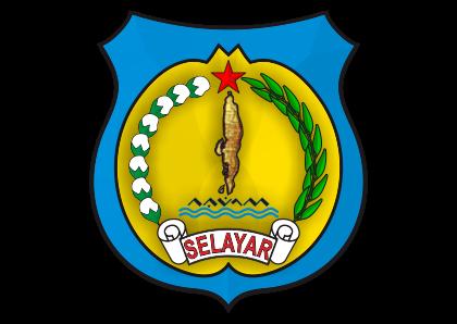 Logo Kabupaten Kepulauan Selayar Vector CorelDraw CDR HD & PNG