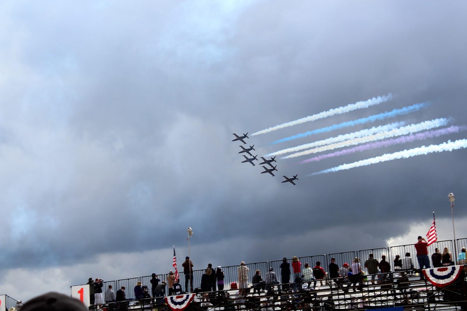 Patriots Jet — команда из 6-ти IL-39.