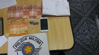 POLÍCIA MILITAR REGISTRA O 3º FLAGRANTE DO DIA EM ILHA COMPRIDA e IGUAPE