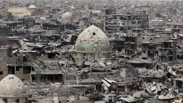 'Proposición indecente' de Riad a Irak para reparar Mosul