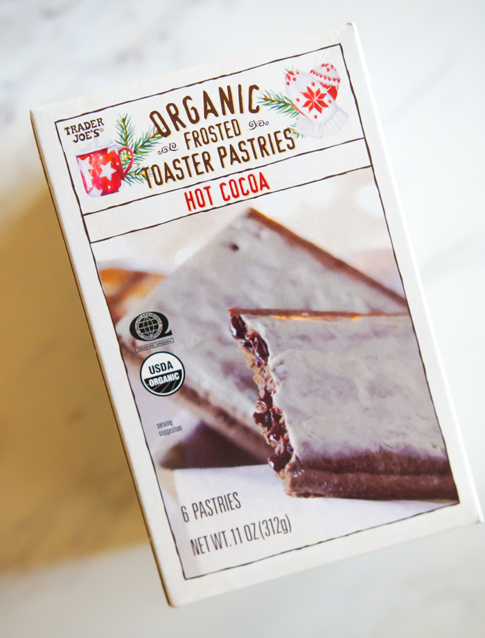 Trader Joe's Hot Cocoa Frosted Toaster Pastries review