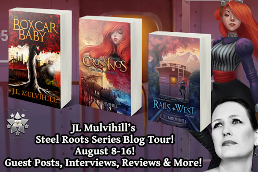 Steel Roots Blog Tour August 8-16, 2018