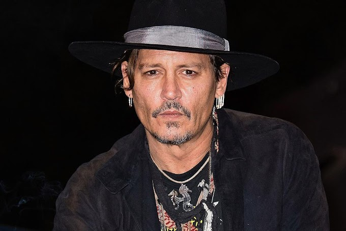 Johnny Depp files defamation suit against ex, Amber Heard