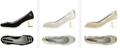 Zapatos de tacón casual