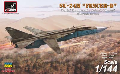 """Sukhoj Su-24M """"Fencer"""" picture 1"""