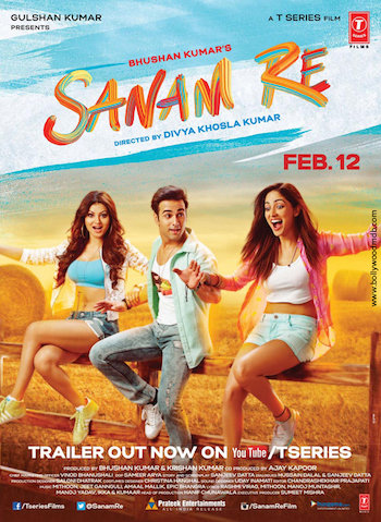 Sanam Re 2016 Hindi 480p HDRip 300mb