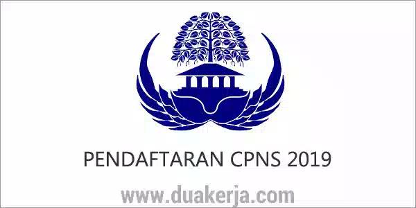 Pendaftaran CPNS Pemprov 2019, Pendaftaran via sscn.bkn.go.id