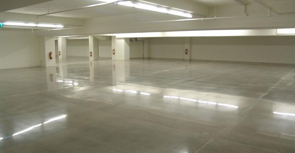 Hormign pulido para interiores Hormign Pulido Litio Mlaga