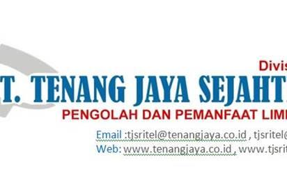 Lowongan PT. Tenang Jaya Sejahtera Kampar Januari 2019