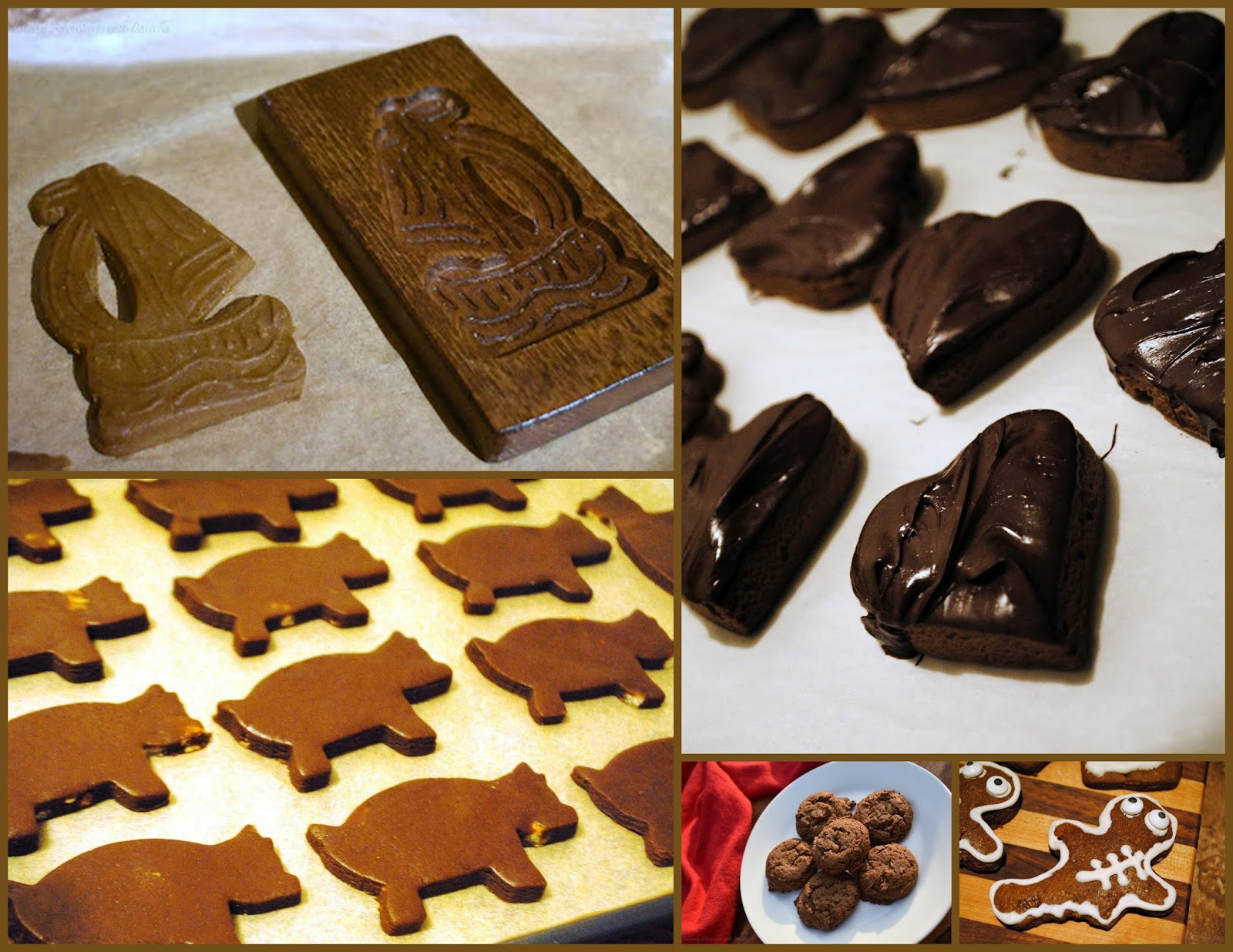 Culinary Adventures With Camilla Pierniczki Polish Gingerbread