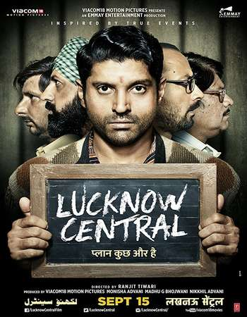Lucknow Central 2017 Full Hindi Movie BRRip Free Download