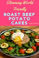 Slimming world beef potato cakes recipe