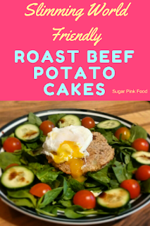 Slimming world beef potato cakes recipe