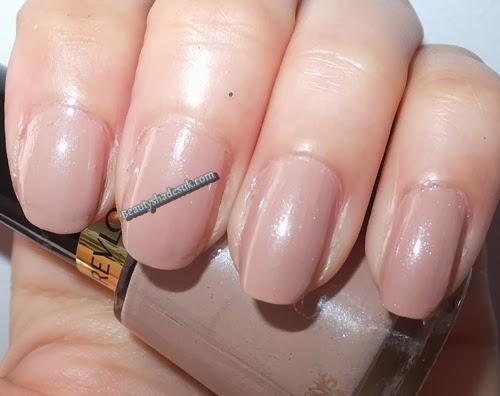 Revlon Grey Suede nail polish