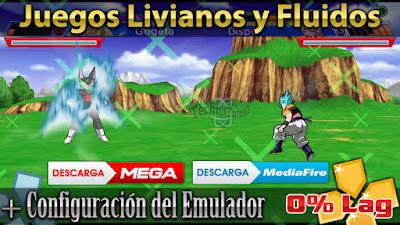 Descarga Los Mejores Juegos Livianos Y Fluidos Para Emulador Ppsspp