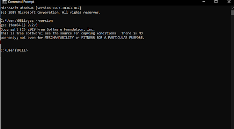 How to Compile C Program in Command Prompt?