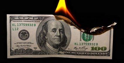 Ilustrasi Boros Uang