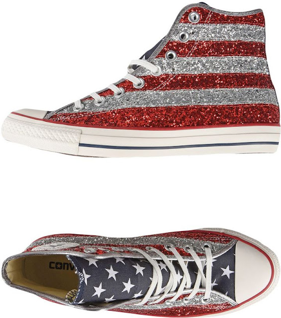 Converse All Star Sneakers www.toyastalesshoeguide.blogspot.com #converse #ToyasTales #StarsandStripes #Americana
