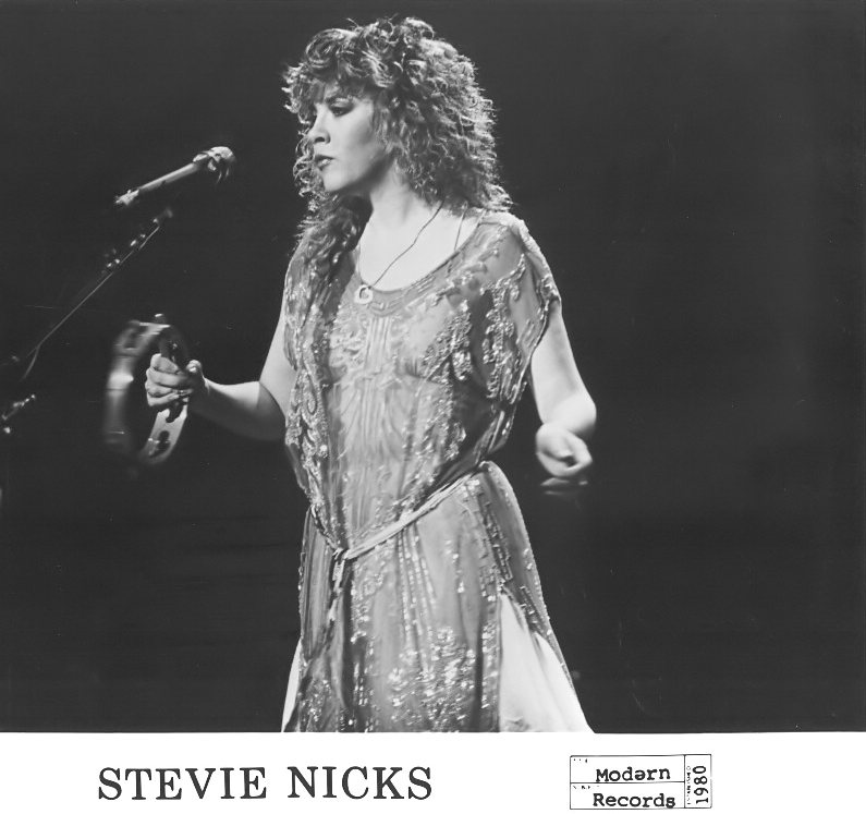 Tea and Times: Style Inspiration: Stevie Nicks