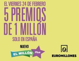 #elmillon de euromillones de españa