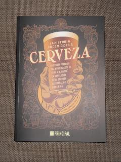 la historia en comic de la cerveza
