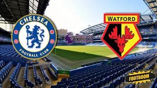 Челси – Уотфорд смотреть онлайн бесплатно 5 мая 2019 прямая трансляция в 16:00 МСК.