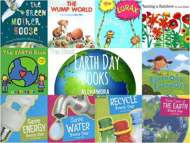 Earth Day- the Best Earthy Day books.  These fiction and non-fiction books are entertaining, inspiring, and informative.  Great books.  Even some poetry ones to really fit the month of April. Alohamora Open a Book http://www.alohamoraopenabook.blogspot.com/ toddler, preschool, kindergarten, 1st 2nd 3rd 4th 5th 6th grade, read alouds, teachers, librarian, holiday, seasonal, time of year books.