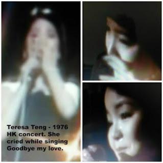 teresa teng menangis kekasih